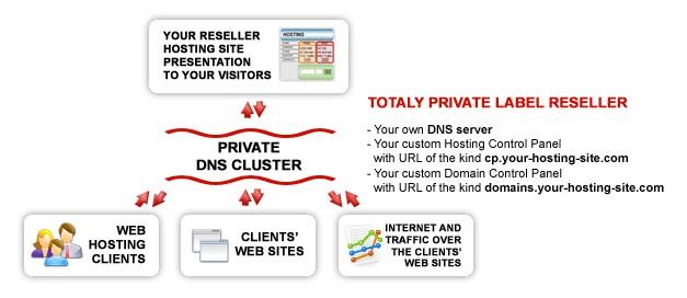 Private DNS Cluster