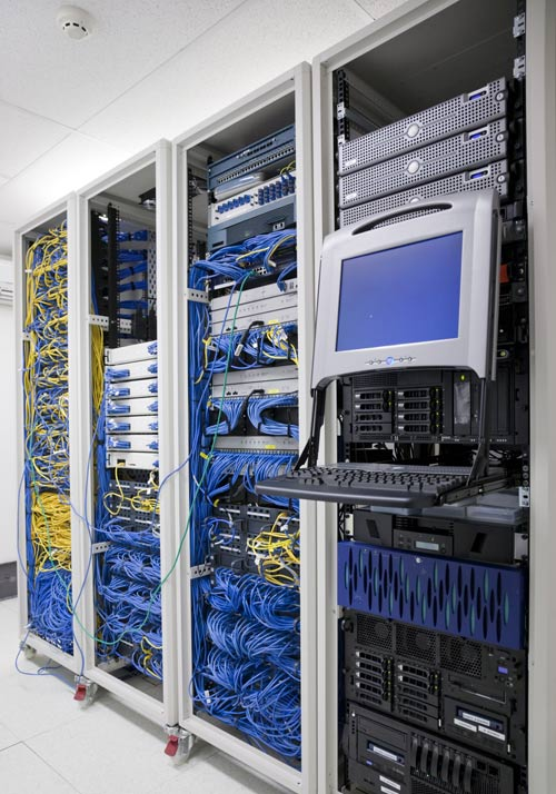 image from datacenter cluster platform