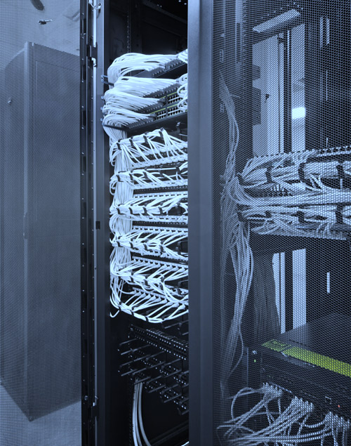 second image of datacenter hardware configuration