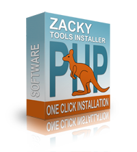 small icon for our one click wordpress install called zacky app installer